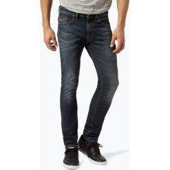 Diesel - Jeansy męskie – Thommer, niebieski. Niebieskie jeansy męskie regular Diesel. Za 699,95 zł.