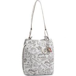 Torebka GUESS - HWGF67 00300 GFT. Białe torebki klasyczne damskie Guess, z aplikacjami, ze skóry ekologicznej, duże. Za 599,00 zł.