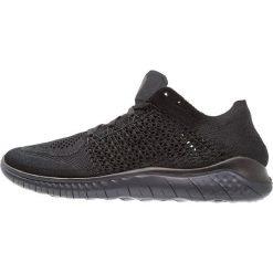 Nike Performance FREE RUN FLYKNIT 2018 Obuwie do biegania neutralne black/anthracite. Czarne buty do biegania męskie Nike Performance, z materiału. Za 379,00 zł.
