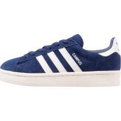 Adidas Originals CAMPUS C Tenisówki i Trampki dark blue/white. Niebieskie tenisówki męskie marki adidas Originals, z materiału. W wyprzedaży za 199,20 zł.