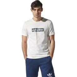 T-shirty męskie z nadrukiem: T-shirt w kolorze białym
