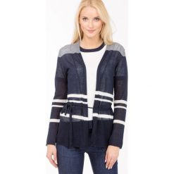Swetry klasyczne damskie: Sweter w paski