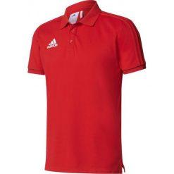 Adidas Koszulka piłkarska polo Tiro 17 XXL. Koszulki sportowe męskie Adidas, m. Za 113,50 zł.
