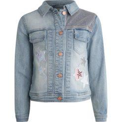 Desigual CHAQ PENCA Kurtka jeansowa blue. Niebieskie kurtki chłopięce marki Desigual, z bawełny. Za 349,00 zł.