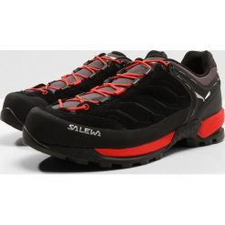 Buty trekkingowe męskie: Salewa MS MTN TRAINER Obuwie hikingowe black out/bergot