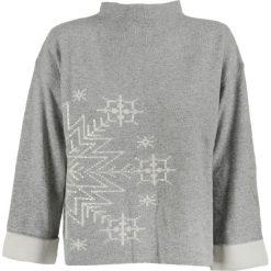 Swetry klasyczne damskie: Sweter BOGNER REBECA Szary