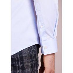 Tiger of Sweden BRODIE EXTRA SLIM FIT Koszula biznesowa hellblau. Brązowe koszule męskie slim marki Tiger of Sweden, m, z wełny. Za 379,00 zł.