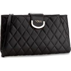 Torebka NOBO - NBAG-D0030-C020 Czarny. Czarne torebki klasyczne damskie Nobo, ze skóry ekologicznej. W wyprzedaży za 119,00 zł.