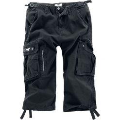 Black Premium by EMP 3/4 Army Vintage Shorts Krótkie spodenki czarny. Czarne spodenki i szorty męskie marki Black Premium by EMP. Za 224,90 zł.