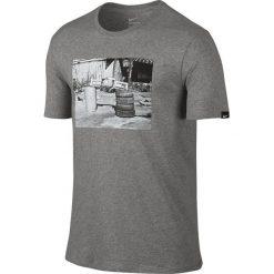 Nike Koszulka męska Football Photo Tee szara  r. XL (789387-063). Szare koszulki sportowe męskie Nike, m. Za 94,90 zł.