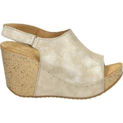 Sandały damskie: Sandały - 811332393 GOL
