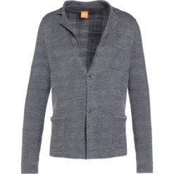 Marynarki męskie slim fit: BOSS Orange AWALES Marynarka light grey