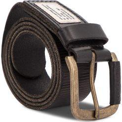 Pasek Męski NAPAPIJRI - Pagosa N0YI0N0411 90 Black 041. Brązowe paski męskie marki Napapijri, w paski, ze skóry. W wyprzedaży za 239,00 zł.