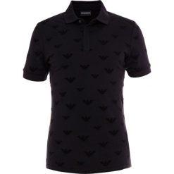 Emporio Armani Koszulka polo nero. Czarne koszulki polo Emporio Armani, m, z bawełny. Za 509,00 zł.