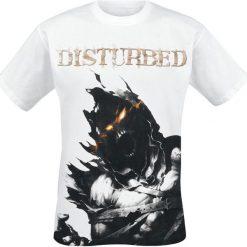 T-shirty męskie z nadrukiem: Disturbed Daylight T-Shirt biały