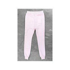 Spodnie dresowe damskie: smth pink pants