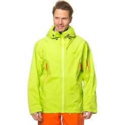 """Kurtka narciarska """"Pro Mt Baker"""" w kolorze limonkowym. Zielone kurtki męskie marki Völkl, m. W wyprzedaży za 987,95 zł."""