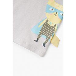 T-shirty chłopięce: Mango Kids - T-shirt dziecięcy Heroe 62-80 cm