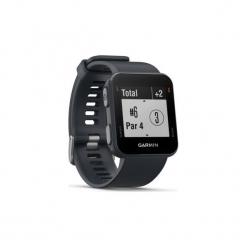 Zegarek GPS do golfa Approach S10. Czarne zegarki męskie Garmin. Za 619,99 zł.