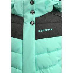 Icepeak HOLLY Kurtka narciarska asparagus. Zielone kurtki chłopięce marki Icepeak, z materiału, narciarskie. W wyprzedaży za 341,10 zł.