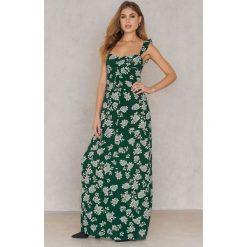 Długie sukienki: Flynn Skye Długa sukienka Carla - Green,Multicolor