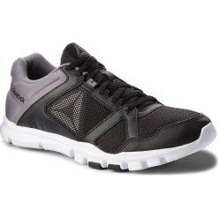 Buty Reebok - Yourflex Train 10 Mt CN4727 Black/Shark/White. Czarne buty do biegania męskie marki Reebok, z materiału, reebok yourflex. W wyprzedaży za 159,00 zł.