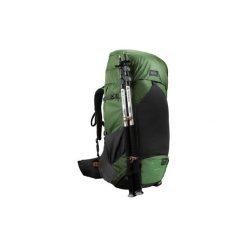 Plecak TREK 700 70+10 l męski. Zielone plecaki męskie FORCLAZ, z elastanu. Za 449,99 zł.