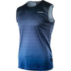 Hi-tec Koszulka męska Marod Sky Captain/sodalite Blue r. XXL. Niebieskie koszulki sportowe męskie Hi-tec, m. Za 39,69 zł.