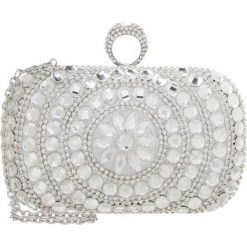 Puzderka: Mascara Kopertówka silver