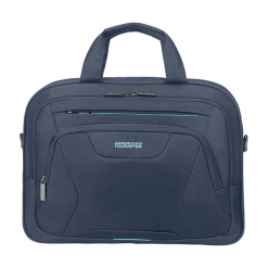 Torby na laptopa: American Tourister AT Work 15.6″ głęboki grafit