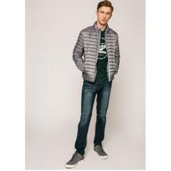 Mustang - Jeansy Tramper. Czarne jeansy męskie z dziurami marki Mustang, l, z bawełny, z kapturem. W wyprzedaży za 159,90 zł.