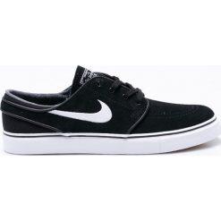Nike Sportswear - Buty Zoom Stefan Janoski. Czarne halówki męskie Nike Sportswear, z gumy, na sznurówki. W wyprzedaży za 299,90 zł.