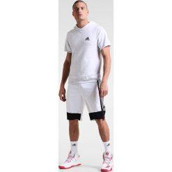 Bejsbolówki męskie: adidas Performance CROSSUP HOOD Bluza z kapturem white/grey two