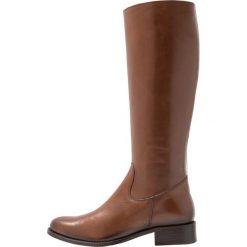 Pinto Di Blu Kozaki dyla. Brązowe buty zimowe damskie Pinto Di Blu, z materiału. Za 689,00 zł.