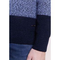BOSS CASUAL ARBIERI Sweter dark blue. Niebieskie kardigany męskie BOSS Casual, m, z bawełny. W wyprzedaży za 623,20 zł.
