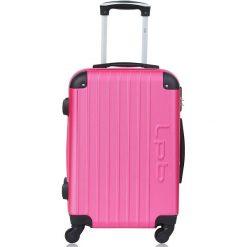 """Walizki: Walizka """"Hambourg"""" w kolorze różowym – 48 x 69 x 29,5 cm"""