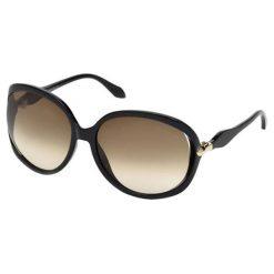 """Okulary przeciwsłoneczne damskie: Okulary przeciwsłoneczne """"RC732T 01F"""" w kolorze czarnym"""
