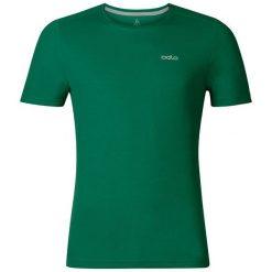 Odlo Koszulka męska T-shirt s/s crew neck GEORGE r. M (200842). Zielone t-shirty męskie marki Odlo, m. Za 139,95 zł.