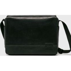 Strellson - Torba skórzana. Czarne torby na laptopa Strellson, w paski, z materiału. W wyprzedaży za 679,90 zł.