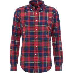 Polo Ralph Lauren OXFORD Koszula crimson/cana. Szare koszule męskie marki Polo Ralph Lauren, l, z bawełny, button down, z długim rękawem. Za 509,00 zł.