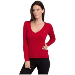 Sir Raymond Tailor Sweter Damski L Czerwony. Czerwone swetry klasyczne damskie Sir Raymond Tailor, l. Za 149,00 zł.