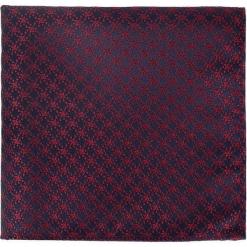 Poszetka z mikrofibry POWS000034. Czerwone poszetki męskie Giacomo Conti, z mikrofibry. Za 49,00 zł.