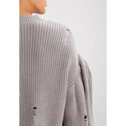 Swetry klasyczne damskie: Won Hundred DIANE Sweter silver