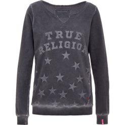 True Religion CREW RELAX STAR Bluza black. Czarne bluzy rozpinane damskie True Religion, xs, z bawełny. Za 589,00 zł.