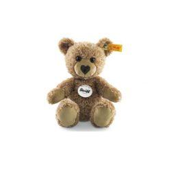 Steiff  Maskotka Miś Cosy, 16 cm, siedzący. Szare przytulanki i maskotki marki Steiff, z materiału. Za 105,00 zł.