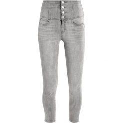 Miss Sixty LOTHAIR TROUSERS Jeans Skinny Fit grey. Szare jeansy damskie Miss Sixty. Za 669,00 zł.