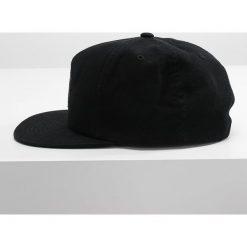 Czapki męskie: HUF BOX LOGO SNAPBACK Czapka z daszkiem black