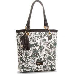 Torebka NOBO - NBAG-E2910-CM00 Biały Z Szarym. Białe torebki klasyczne damskie marki Nobo. W wyprzedaży za 139,00 zł.