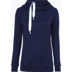 Bluzy damskie: Aygill's Denim - Damska bluza nierozpinana, niebieski