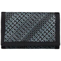 DC Męski Portfel Ripstop 7 M Black. Czarne portfele męskie marki DC, z materiału. W wyprzedaży za 49,00 zł.